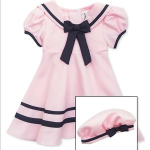Sailor Dress & Hat Set by Rare Editions